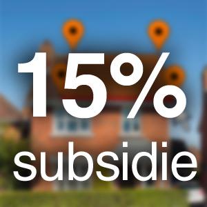 Subsidie voor zonnepanelen